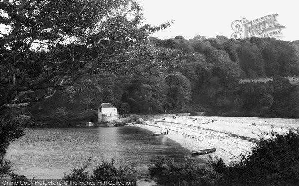 Brixham, Elbury Cove 1906