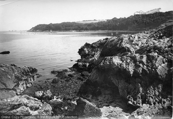 Brixham, Elbury Cove 1918