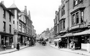 Brixham, Fore Street 1922