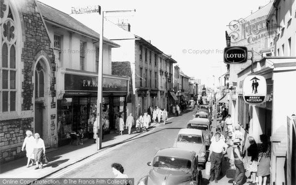 Brixham, Fore Street c1965