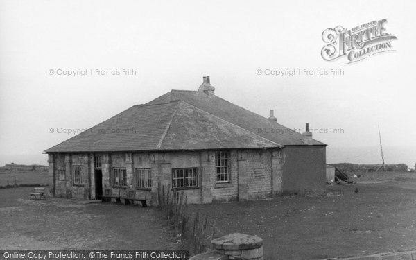 Brixham, Fort Tea Rooms, Berry Head c.1939