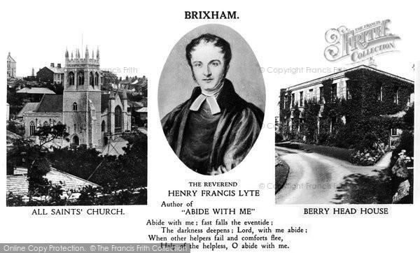 Brixham, Henry Francis Lyte