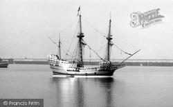 "Brixham, ""Mayflower II"" 1957"