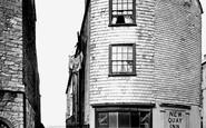 Brixham, New Quay Lane 1922