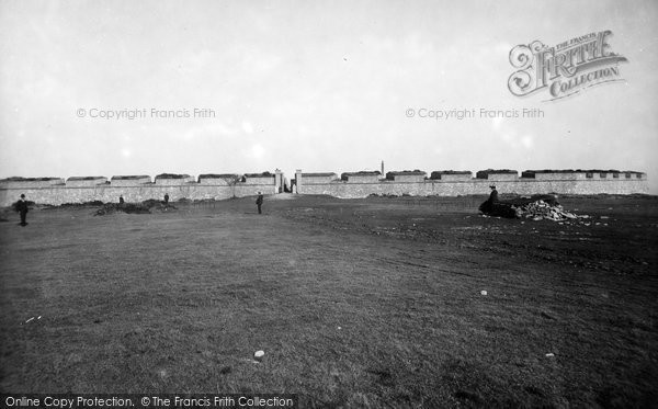 Brixham, Old Forts, Berry Head 1906