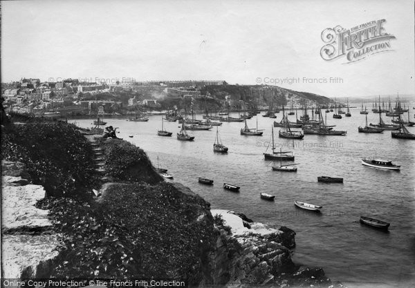 Brixham, Outer Harbour 1918