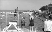 Brixham, Shoalstone Pool c1950