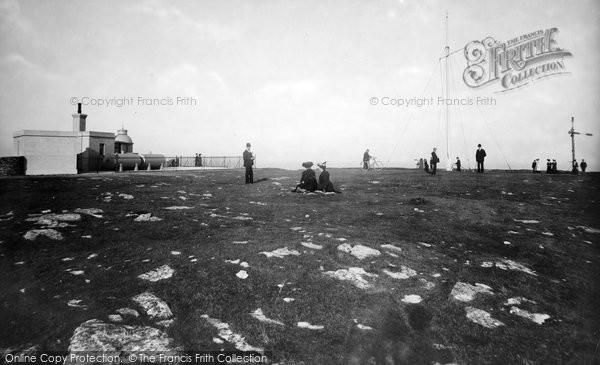Brixham, Signal Station, Berry Head 1906