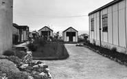 Brixham, St Mary's Bay Holiday Chalet Resort c.1939
