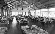 Brixham, The Dining Room, St Mary's Bay Holiday Camp 1957