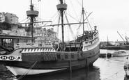 Brixham, the Harbour c1965