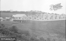 Brixham, Torbay Chalet Camp c.1939