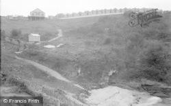 Brixham, Torbay Chalets, Fishcombe c.1939