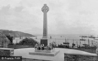 Brixham, War Memorial 1922