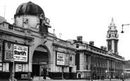 Brixton, Palladium c1955