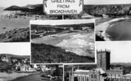 Broad Haven, Composite c.1955
