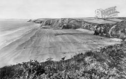 Druidston Haven c.1960, Broad Haven