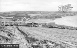 Broad Haven, General View c.1955