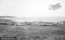 Broad Haven, St Brides Bay c.1960