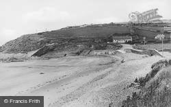 The Approach To The Village c.1955, Broad Haven