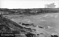 The Bay c.1955, Broad Haven