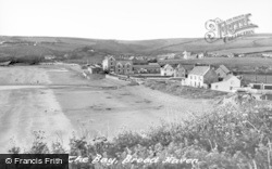 Broad Haven, The Bay c.1960