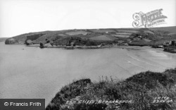 The Cliffs c.1960, Broad Haven