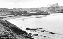 Broad Haven, The Village c.1955