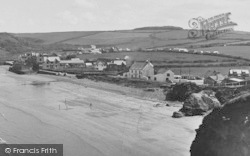 Broad Haven, Village And Sands c.1955
