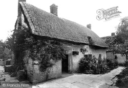 The Shoulder Of Mutton 1901, Broad Marston