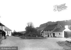 Broad Oak, The Village 1938