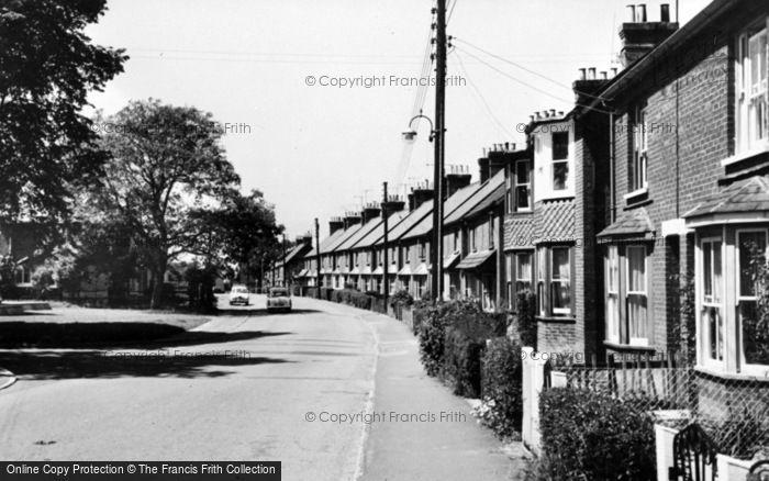 Photo of Broadbridge Heath, Billinghurst Road c.1965