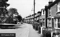 Broadbridge Heath, Billinghurst Road c.1965