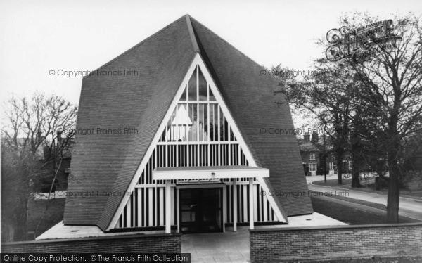 Photo of Broadbridge Heath, Church Of St John c.1965