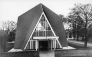 Broadbridge Heath, Church Of St John c.1965