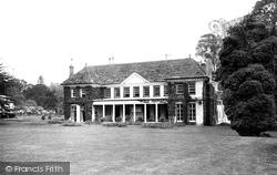 Broadbridge Heath, Field Place 1923