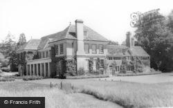 Broadbridge Heath, Field Place c.1965