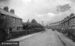 Broadbridge Heath, Portsmouth Road 1924