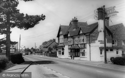 Broadbridge Heath, Shelley Arms c.1965