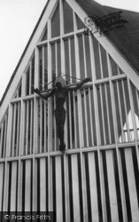 St John's Church c.1965, Broadbridge Heath