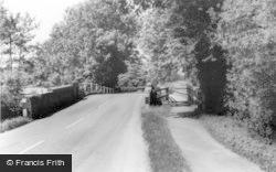 Broadbridge Heath, The Bridge c.1965