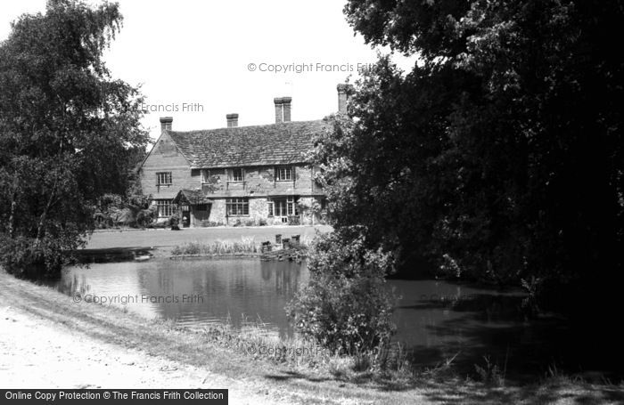 Broadbridge Heath, The Pond 1964