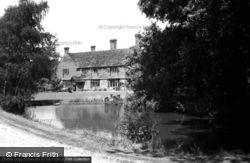 Broadbridge Heath, The Pond 1964