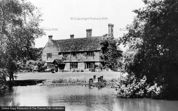 Photo of Broadbridge Heath, The Pond, Lower Broadbridge c.1964