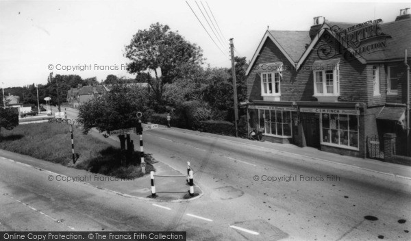 Photo of Broadbridge Heath, The Village c.1965