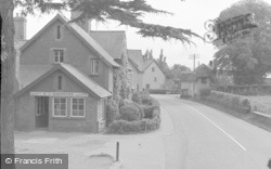 Broadclyst, The Village c.1950