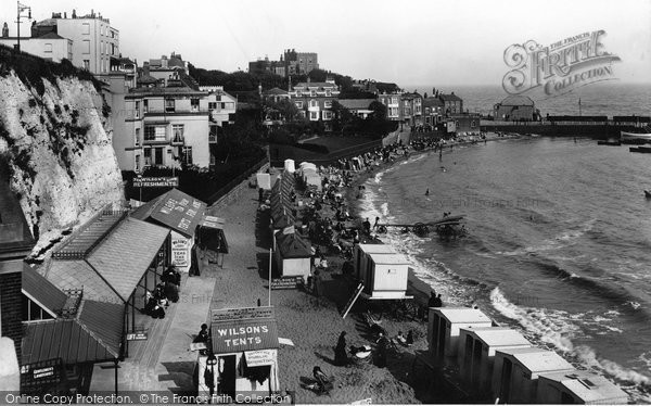Broadstairs, 1912