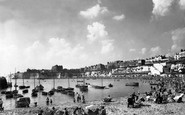 Broadstairs, Main Sands c.1947