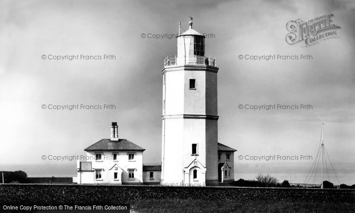 Broadstairs, North Foreland Light 1887