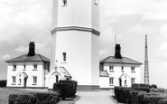 Broadstairs, North Foreland Lighthouse c1965